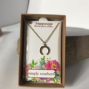 NIB Simply Southern Happiness Necklace